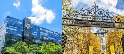 Peking University HSBC Business School and Cambridge Judge Business School