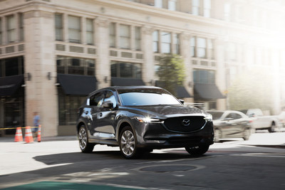 Mazda informa los resultados de ventas de agosto (PRNewsfoto/Mazda North American Operations)